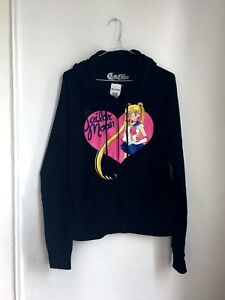 Sailor Moon Hoodie - Size Large