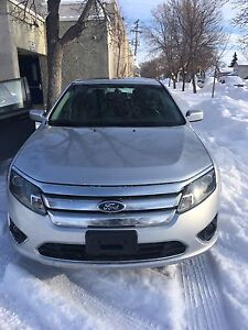 2012 Ford Fusion SEL V6 Safetied! Clean title! Great price!