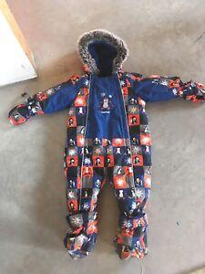 18M OshKosh snowsuit