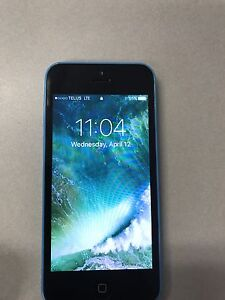 iPhone 5c 16gig Unlocked For Any Cell Provider
