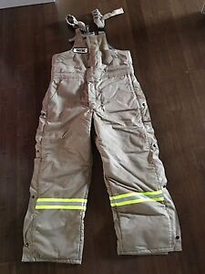 New! Insulated FR coveralls size medium