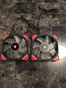 Corsair ML120 Pro Led Fans