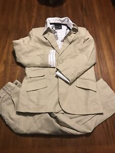 Wedding collection boys suit