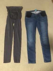 Maternity pants- reduced