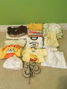 Gender neutral clothing lot