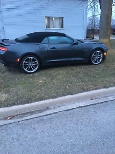 2017 Chevy Camaro SS Convertible LOW km