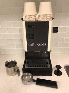 Gaggia Coffee -  Espresso Machine