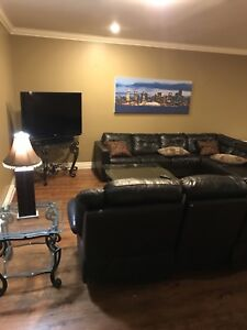 LARGE FURNISHED ROOM FOR RENT / BACHELOR PAD  / STUDIO ROOM
