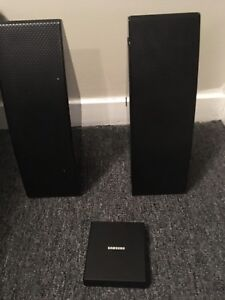 Samsung M5 wireless speaker system