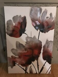 Flower Canvas Paintings