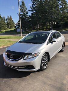 2013 Honda Civic Ex Sdn (A5)