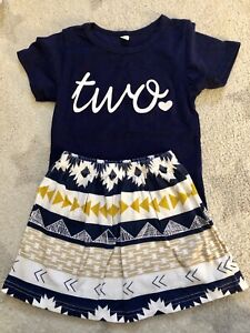 2nd birthday outfit