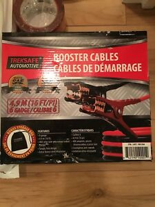 Booster Cables