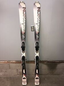 Salomon Enduro LX750 R Skis