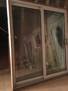 2 Patio Doors