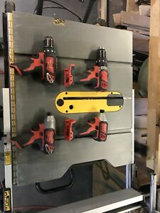 Milwaukee drills
