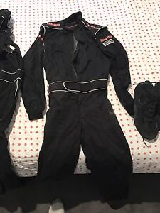 Pyrotect race suit medium sfi Oxley Vale Tamworth City Preview