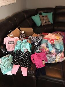 Orillia Baby Girl clothes 0-6 months