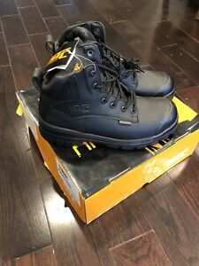 New Never Worn STC WORK BOOTS Toe Protection