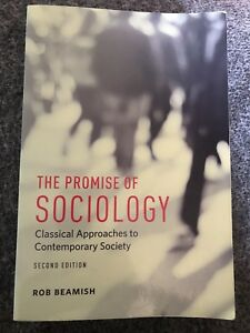 The Promise of Sociology Textbook