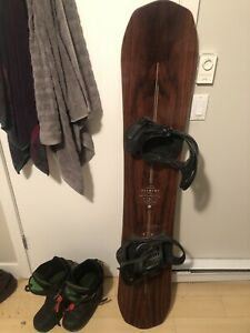 Snowboard package MUST SELL TODAY