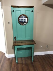 Front entrance way table