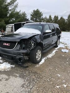2011 GMC YUKON XL Damaged