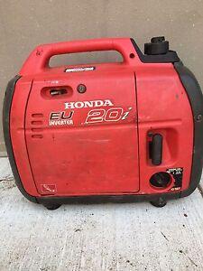 Honda 2 Kva generator Logan Central Logan Area Preview
