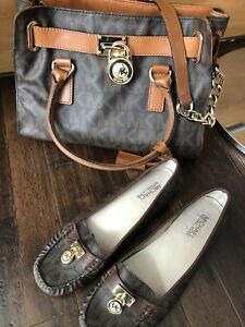 Michael Kors woman bag & shoes size 38