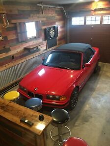 Great Condition! Stored in heated garage!