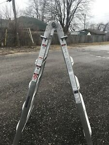 Like new 21ft extendable ladder