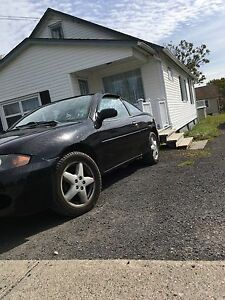 2002 cavalier 500$ takes the car SOLD TO VERY NICE PEOPLE