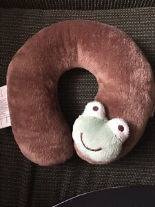 Cute baby neck-support/travel pillow