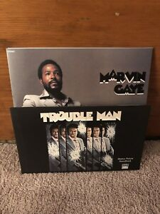 Marvin Gaye - Trouble Man Vinyl Record