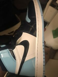 air jordan 1 blue chill size7.5