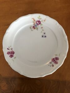 Walbrzych made in Poland dessert plates