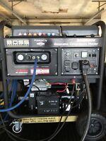 3 in 1 welder/generator /comptressor