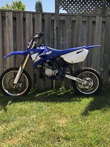 2003 Yamaha yz 85 dirt bike