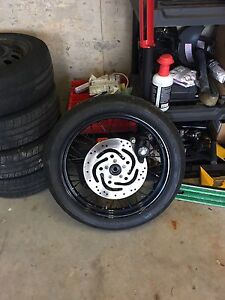"19"" Sportster Wheel"
