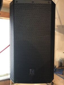 Electro voice powered speakers and sub