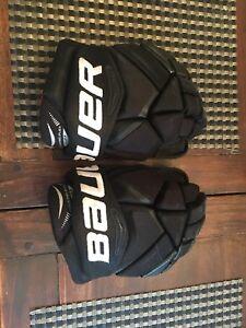 Bauer Vapor x800 hockey gloves