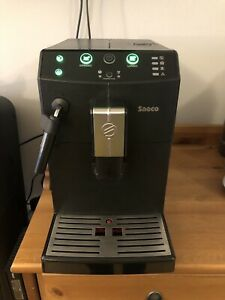 Saeco Minuto fully automatic espresso machine coffee maker