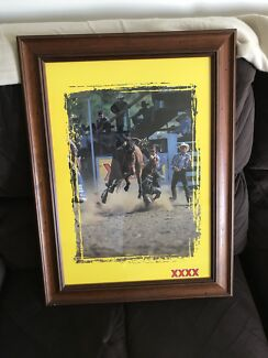XXXX promotional poster Kangaroo Point Brisbane South East Preview