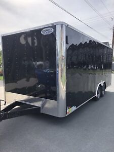 2018 20' Car Hauler cargo trailer **MINT**