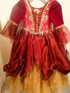 Disney Belle dress and shoes