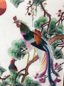 Chinese old hand made embroider