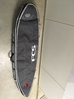 FCS Double Surfboard Travel Bag