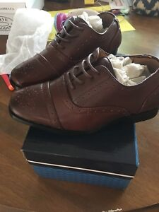 Toddler Oxford shoes size 10