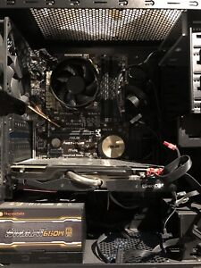 Gaming pc Intel i5-4440/Radeon R9 270 ASUS/8GB