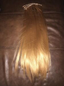 "18""-20"" synthetic hair extensions NEVER USED"